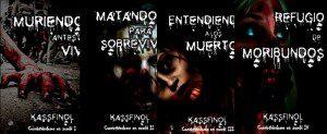 serie completa convirtiéndome en zombi