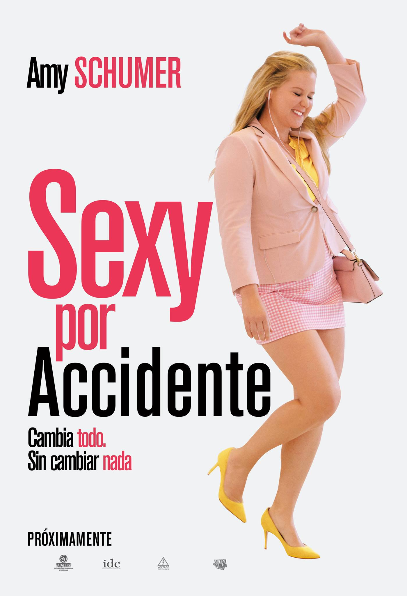 Reseñas: I feel Pretty (Sexy por accidente) por Kassfinol