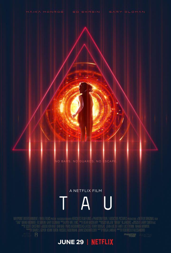Reseñas: Película Tau por Kassfinol